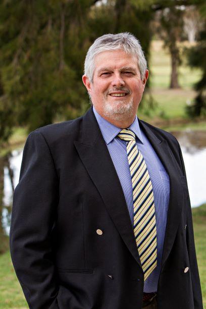 Councillor Greg Armstrong